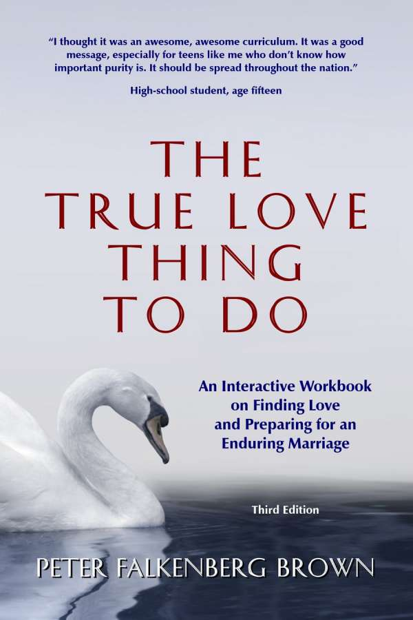 The True Love Thing to Do - front cover